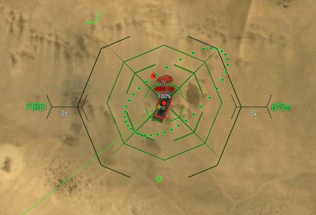 Автор: HellCatShi, s2rok Описание: Мод боевого интерфейса для World of Tank